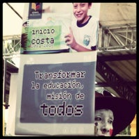 "Photo taken at Colegio Militar ""Tnte. Hugo Ortiz G."" by Blnk S. on 5/5/2014"