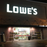 Photo taken at Lowe's Home Improvement by Charlie H. on 12/9/2012