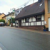 Photo taken at Rockenhausen Wiesenthal by Hans H. on 11/3/2013