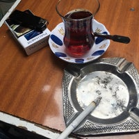 Photo taken at Aslan Çay Ocağı by Mustafa .. on 3/9/2016