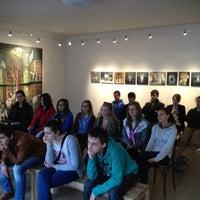 Photo taken at Schemnitz Gallery by Diana M. on 5/13/2014