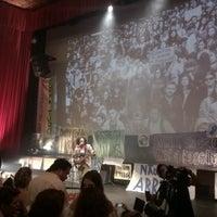 Photo taken at Cine Teatro São Luiz by Rafael L. on 1/30/2017