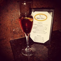 Photo taken at Amici Miei Ristorante by robin g. on 1/31/2015