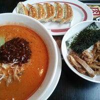 Foto scattata a 幸楽苑 東大和店 da noi il 10/11/2014