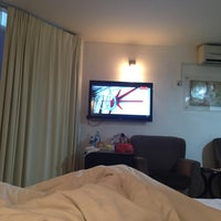 Photo taken at Riverview Hotel by Aina A. on 11/8/2015