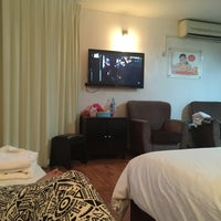 Photo taken at Riverview Hotel by Aina A. on 8/14/2015