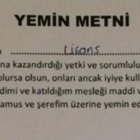 Photo prise au Öğrenci İşleri Daire Başkanlığı par Elif S. le7/25/2014