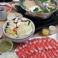 Photo taken at Shabu Club by Oishii M. on 5/24/2014