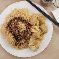 Photo taken at King Won Ton and Noodle by Oishii M. on 7/18/2015