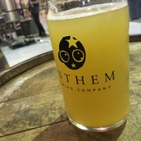 Photo taken at Anthem Brewing Company by Nate F. on 4/15/2017