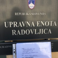 Photo taken at Upravna Enota Radovljica by Igor Z. on 6/8/2017