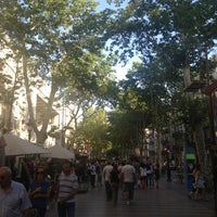 Photo taken at La Rambla by Jay H. on 6/16/2013