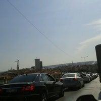 Photo taken at Büyükçekmece Yolu by Seren A. on 7/29/2014