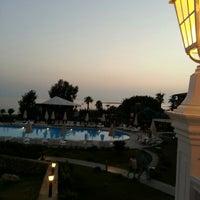 7/29/2014 tarihinde Yasin Ş.ziyaretçi tarafından Justiniano Deluxe Resort'de çekilen fotoğraf