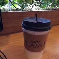 Photo taken at Tiamo-coffee 두암동점 by H. E. on 12/4/2013