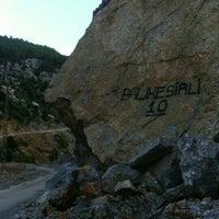 Photo taken at Yeşilbağ Köyü Manavgat by Melih Y. on 8/16/2015