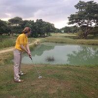 Photo taken at Lusaka Golf Club by Diana B. on 3/30/2014