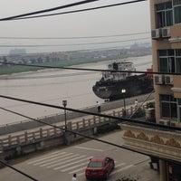 Photo taken at jin yuan business hotel by Vladimir D. on 5/11/2014