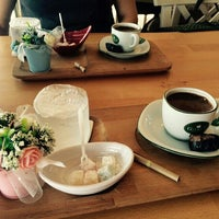 Photo taken at Gül Kafe Çay Bahçesi by Asli G. on 6/7/2015