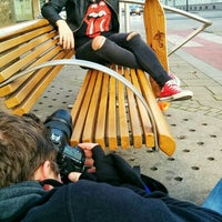 Photo taken at Amstetten by Markus W. on 12/30/2015
