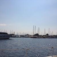 Photo taken at Setur Yalova Marina by Tugba O. on 6/16/2013