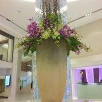 Photo taken at Eastin Grand Hotel Saigon by Jason S. on 1/21/2013