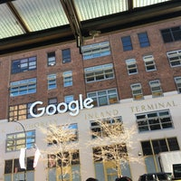 Photo taken at Google New York by Meepok C. on 11/27/2017