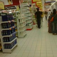Photo taken at Hypermart Mandau City Mall by Gempur S. on 2/19/2014