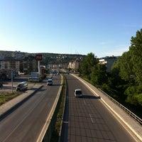 Photo taken at Çatmaca by Berat A. on 5/26/2014