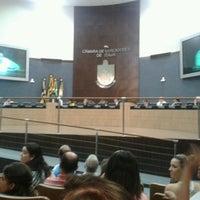 Foto tirada no(a) Câmara de Vereadores de Itajaí por Pedro Paulo P. em 11/19/2013