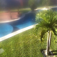 Photo taken at Villas Garza Azul by Lety H. on 11/16/2013