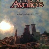 Photo taken at Avolio's Italian Restaurant by Chanchira W. on 11/21/2012