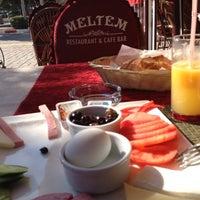 Photo taken at Meltem Restaurant & Bar by Karine F. on 11/20/2013
