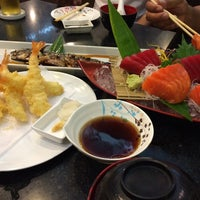 Photo taken at Mr.Sushi by Cps J. on 1/8/2014