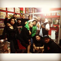 Photo taken at Conviction Tattoo by Rodolfo A. on 11/23/2013