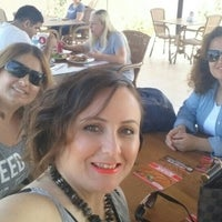 Photo taken at Lezzet Pide by Derya A. on 6/10/2016