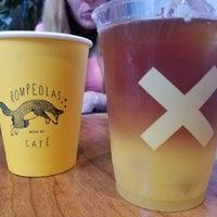 Foto diambil di Rompeolas Café oleh Damon S. pada 5/5/2018