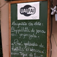 Photo taken at Café com Verso by Carlo C. on 12/22/2012