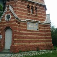 Photo taken at Kronprinzessin Stefanie-Warte by Cordula B. on 5/27/2014