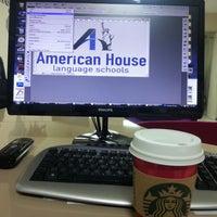 12/28/2014 tarihinde Çağrı D.ziyaretçi tarafından American House Alsancak'de çekilen fotoğraf