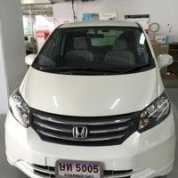 Photo taken at Wong Honda Cars by Airawan A. on 6/11/2015