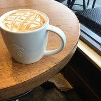 Photo taken at Starbucks by Chutima N. on 4/4/2017