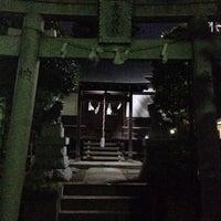 3/16/2014にMits I.が古八幡神社で撮った写真