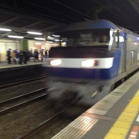 Photo taken at Platform 3 by Mits I. on 3/8/2013