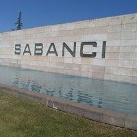 Foto scattata a Sabanci University Main Gate da Kadir S. il 11/9/2013