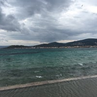 Photo taken at Yolluca İskele by TC Ünal G. on 2/4/2016