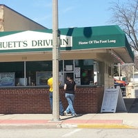 Photo taken at Schuett's Drive-In by Jared L. on 4/28/2013