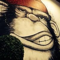 Photo taken at Monkey Grinder by Alina F. on 1/8/2014