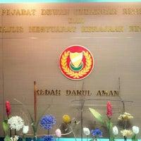 Photo taken at Pejabat D.U.N & Majlis Mesyuarat Kerajaan by Ariff A. on 3/12/2014