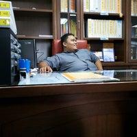 Photo taken at Pejabat D.U.N & Majlis Mesyuarat Kerajaan by Ariff A. on 4/22/2014